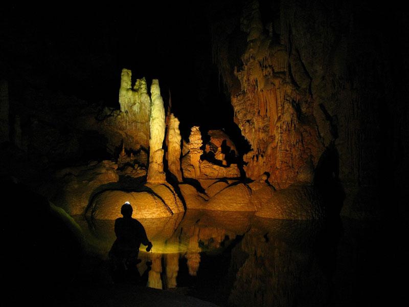 Rivières souterraines et siphons