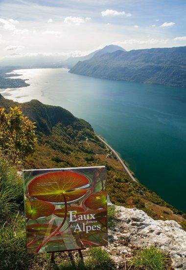 Livre eaux douces des Alpes Rémi Masson photographe